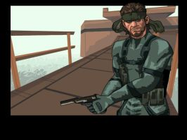 Snake by simplexcalling