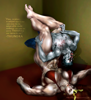 Thundra by bodyscissorfan