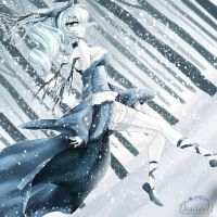 :CM: Spirit of the frozen forest by Desiree-U