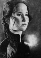 Katniss by What-about-chris