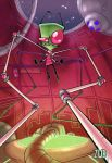 Zim the Mighty by UdonCrew