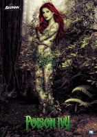 High Fashion Poison Ivy by Gisele Bundchen by tomzj1