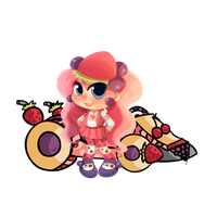 Berry's Ride by kidAi