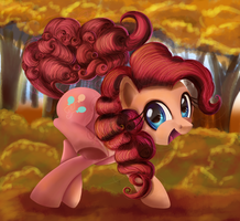Pinkie Pie by AlinaTF