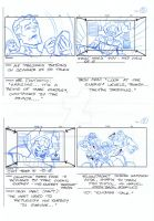 Avengers Storyboards, Pgs 08-09 by johntrumbull