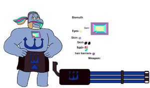 Bismuth's reference sheet by ProtanaArchives94