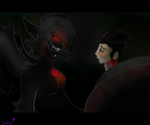 And the Shadows Consume You by Nightfuryismine
