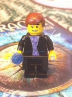 LEGO Doctor Who: Ninth Doctor by ATAtLASWPJatO