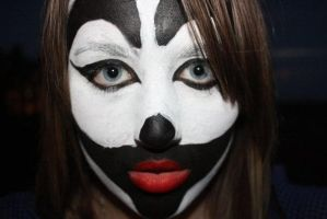 Juggalette by Trappedbehindthelens
