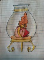 Flame Princess by Wintaria