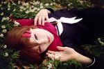 KagePro - If I Just Lay Here by aco-rea