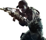 Call Of Duty Ghosts - Soldier Render By Ashish913 by Ashish913
