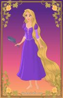 Rapunzel XD by ANJEll4evr