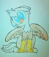 Silver Quill by Doni-Featherwing