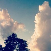 Clouds on a Whim by LunaPicture