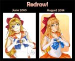 Sailor Venus Redraw by Ranefea