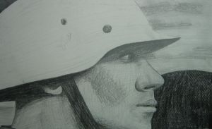 Soldier by Holly6669666