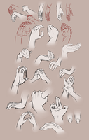 Hands... by moni158