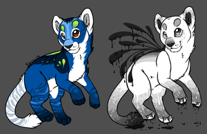 Lion Cub Adoptables (CLOSED) by SierratheSharkDoge