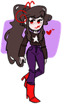 cool aradia by VanitasAquias