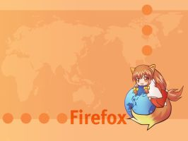 firefox by Rose37
