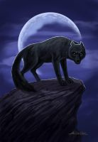 Lone Wolf by Taman88