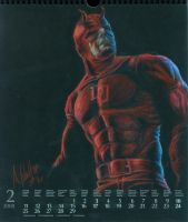 Calender '08 'Febr' by deathtrap9