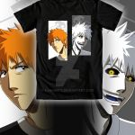 Bleach t-shirt contest 3 by AJanime12
