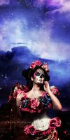 .::El Dia de Muerto::. by Randoms-Foundling