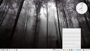 My desktop: august, 31 2015. #2 by kodenho