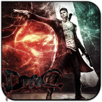 DmC: Devil May Cry v3 by griddark