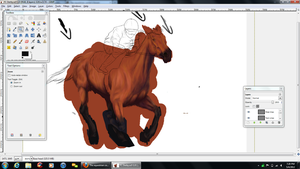 Fight Club Derby WIP by patchesofheaven74