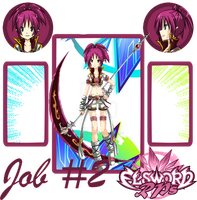 Elsword RPs - Job Class Sheet, Soul Collector by ChibiSalLina