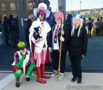 Ao no exorcist group from Torucon 2015 by Norcosplayproduction