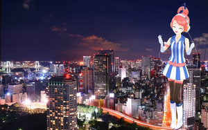 Welcome to Tokyo by NanoCodes