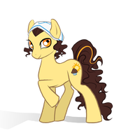 MLP Ishmael by SilvesterVitale