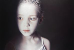 The Murmur of the Innocents 1 by gottfriedhelnwein