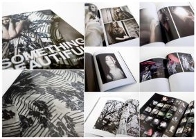 something beautiful photobook by inCubetion
