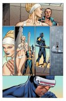 Uncanny X-men 9 by GURU-eFX