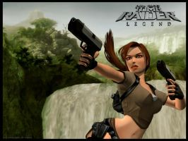 Tomb Raider: Legend by scorpio-dragon