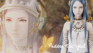 Paddra Nsu-Yeul - PSP Wallpaper by Ekumimi