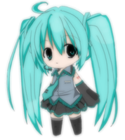 Hatsune Miku2 by Animelover990