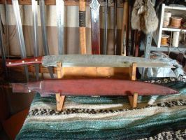 Seax for Mike by sstheblacksmith