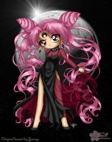 Black Lady by Saika-Elkhart