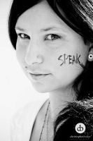 Speak Campaign 2012 by nikkivicious
