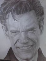 randy travis by artkid01