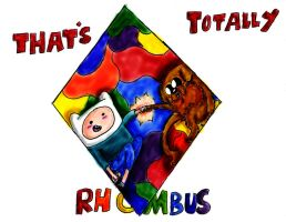 That's Totally Rhombus by Foxdraft