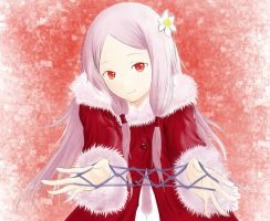 Guilty Crown - Mana by griever1018