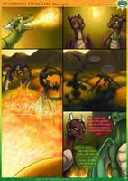 Accidental Elemental: Prologue, page 9 by SekoiyaStoryteller