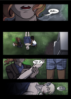 Under the Skin: Page 17 by ColacatintheHat